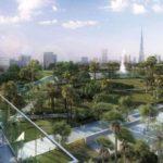Апартаменты 1/2/3/4 спальни Mulberry в центре Dubai Hills