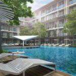 Апартаменты с одной спальней в районе Патонг