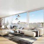 Приятная квартира в новом доме с комфортными условиями