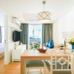 Односпальная Квартира с Видом на Море и на город
