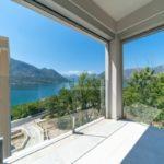 Новая квартира в Доброте с видом на море