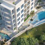 Квартира с 2 спальнями в новом ЖК премиум класса в Бечичи