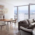 Квартира с прекрасным видом на Вену