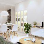 Новая уютная квартира в современном стиле