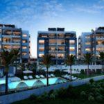 The Palm Residence - роскошные апартаменты с видом на мре