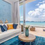 Квартира с видом на море, комплекс на пляже