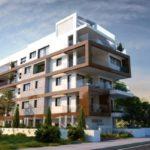 Новый жилой проект в Ларнаке - HARMONY RESIDENCE