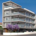 Новый комплекс апартаментов в престижном районе Лимассола