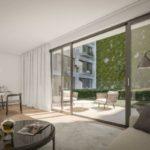 Современные городские апартаменты в проекте Werder Six