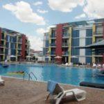 Двухкомнатная квартира Слънчев Бряг 65 кв.м