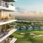 Апартаменты 1/2/3 спальни Golf Suites с видом на гольф-поле
